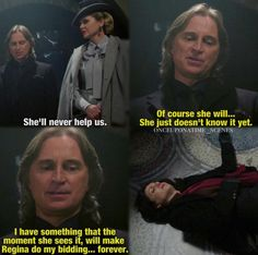 "Maleficent and Rumple - 4 * 16 "" Best Laid Plans"""