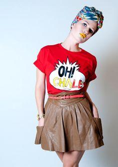 Stunning T-shirts from Kayobi Clothing - Fashion #Musthave