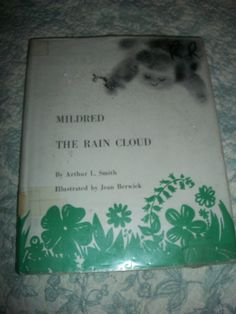 Vintage Mildred the Rain Cloud Hardcover Children's by ARMonaco9, $5.00