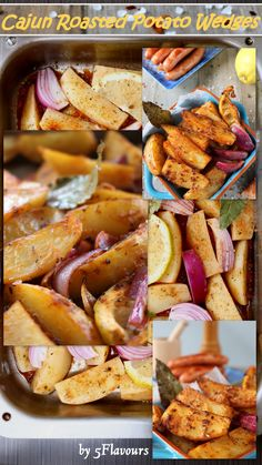 Tangy, aromatic, spicy and deeply flavourful. A tangy, spicy foil to counter the fatty richness of grilled or barbequed cuts. Cajun Potatoes, Roasted Potatoes, Roasted Potato Wedges, New Flavour, Grits, Chicken Wings, Baked Potato, Counter, Spicy