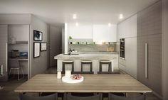 Lux & Modern Townhouses - Mim Design