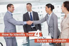 How to Identify Your 4 Prospects on LinkedIn