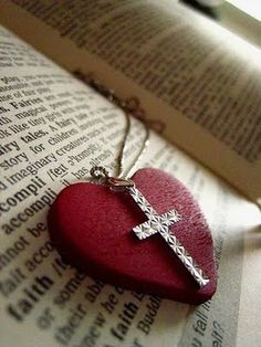 cross my heart~