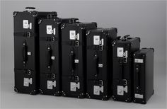 """Globetrotter now makes a """"James Bond"""" line of their awesome luggage.  I'm dying a little."""
