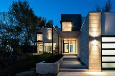 Ottawa River Home by Christopher Simmonds Architect