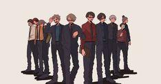 Anime Stuff, Twitter, Artwork, Youtube, Fictional Characters, Work Of Art, Youtubers, Youtube Movies