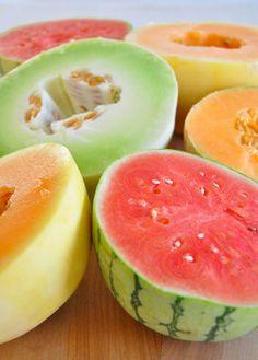 watermelon & melons