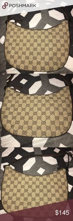 Gucci Slim Hobo Under The Arm Purse Timeless Classic cute purse. Great condition. Gucci Bags Hobos