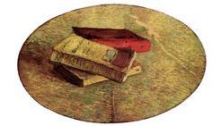 Still Life with Three Books - Vincent van Gogh