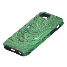 Malachite phone case