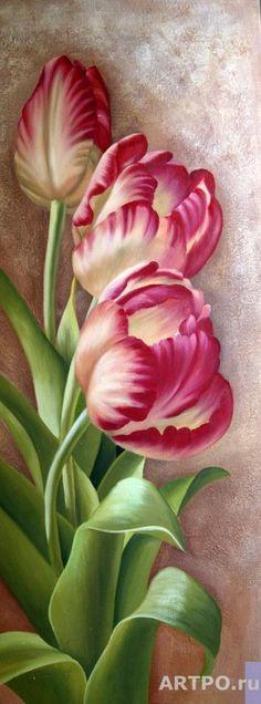 Dzhanilyatti Antonio | Tulips