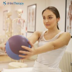 iHireTherapy is the best place online for industry professionals searching for work or looking to fill an open position.