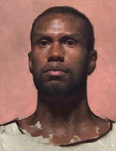 PATRICK BYRNES | 2015 - present Painting People, Figure Painting, Oil Portrait, Portrait Paintings, Brown Art, A Level Art, Portraits, Art Sketchbook, Face Art