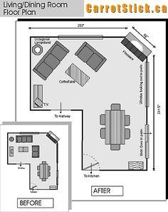 Home Interior Design Living Room Floor Plans New Ideas Living Room Floor Plans, Living Room Plan, Living Room Furniture Layout, Kitchen Floor Plans, Bedroom Floor Plans, Living Room Flooring, Bedroom Flooring, Living Room Remodel, Living Rooms