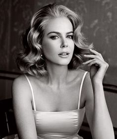 Nicole Kidman takes home an #Oscar nomination for Best Supporting Actress in #Lion. Tap the link in bio to see the full list of everyone up for film's highest honor at the 89th Academy Awards. Photograph by @PatrickDemarchelier.