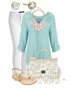 Love the color and style of this blouse