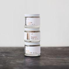 ILA | Finishing Salts - available now exclusively through Kickstarter