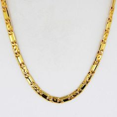 Gold Chain Men Gifts 14 Kt Yellow Gold It 14 Kt Yellow Gold Italian Chain- New York Style Jewelry Gold Bangles For Women, Mens Gold Bracelets, Gold Chains For Men, Gold Bangle Bracelet, Gold Jewelry, Women Jewelry, Gold Necklaces, Jewellery, Gold Chain Choker