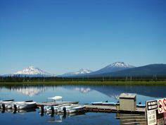 Twin Lakes, Oregon- I grew up on this lake with my grandparents.