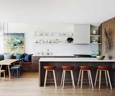 Take a tour of this new Sydney beach house. The design is inspired by both the beachside location and city setting, and the results are simply stunning.