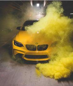 Frontend Friday of this Sunset Yellow Bmw That dominates the gram - . - Auto - Design de Carros e Motocicletas Bmw M2, M Bmw, Bmw Autos, Huracan Lamborghini, Ferrari, Wallpaper Carros, Carros Audi, Bmw Wallpapers, Top Luxury Cars