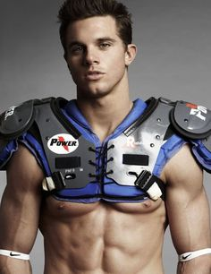 Hot American Football Players | can think of a couple of football role-playing games I'd play with ...
