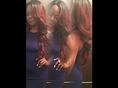 Budget Friendly Hair | Freetress Equal Lace Front Wig Deep Invisible Part | Mizzy Wig - YouTube