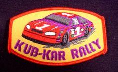 """Kub-Kar Rally Boy Scouts, 4"""" Across, Scouting, Cubs, Beavers, Boy Scouts"""