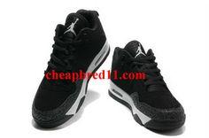 detailed look b4d91 cffaf Nike Jordan After Game II Men Shoes 03 Black White Jordans For Men, Air  Jordans