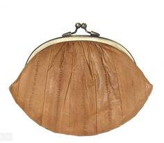 Luxury Leather Handbags, Designer Scarves & Eel Skin Accessories by Becksondergaard - Ella Georgia Skins Mini, Danish Style, Designer Scarves, Fashion Essentials, Clutch Bag, Leather Handbags, Camel, Coin Purse, Wallet