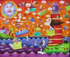 De Leandro Lamas, artista gallego.