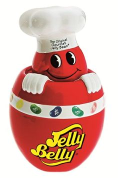 Mr. Jelly Belly Candy Jar Jelly Belly http://www.amazon.com/dp/B002AQJ0Z8/ref=cm_sw_r_pi_dp_b2wYtb0V9Y5N30PP