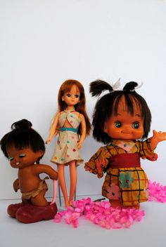 Vintage Japanese Toys 60s / 70s