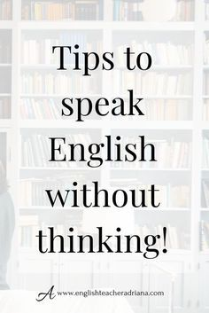 Learn English 748230925574049480 - Train your brain to think fast when speaking in English using these easy steps. Click the link below to watch the full video lesson Source by Improve English Speaking, English Learning Spoken, Teaching English Grammar, English Writing Skills, English Vocabulary Words, Learn English Words, English Idioms, English Phrases, English Language Learning
