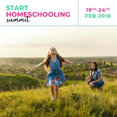 ..I'm chatting in an online Summit.. the Start Homeschooling Summit. Sharing ways in which to Create Balance & Preserve Sanity.