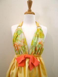 The Autumn Song Babydoll Dress by missmittensvintage on Etsy, $55.00 Autumn Song, Convertible Dress, Dress Tutorials, Babydoll Dress, Body Types, Hemline, Baby Dolls, Designer Dresses, Bridesmaid Dresses