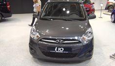 Small, cute, Hyundai i10.