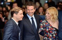 "Bradley Cooper Photos - Actors Daniel Bruhl, Bradley Cooper and Sienna Miller attend the ""Burnt"" European premiere at the Vue West End on October 28, 2015 in London, England. - 'Burnt' - European Film Premiere"