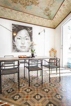 Flat in Eixample by SquadOne Studio http://interior-design-news.com/2016/04/26/flat-in-eixample-by-squadone-studio/