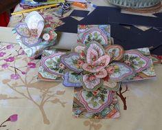Homemade exploding Cards | ThriftyFun