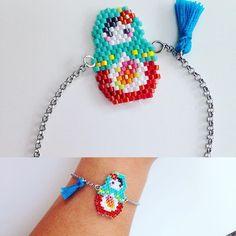 dfd2b42d324  poupeerusse  jenfiledesperlesetjassume  brickstich  perles  miyuki   creation  bracelet  bijoux