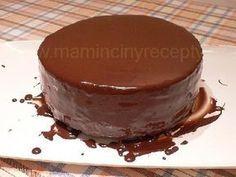 Hustá čokoládová poleva Food And Drink, Cake, Desserts, Food, Tailgate Desserts, Deserts, Mudpie, Dessert, Cheeseburger Paradise Pie