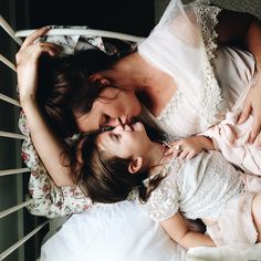 jane & mom