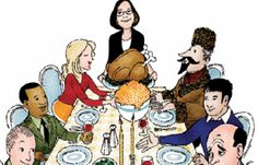 One Woman's Frantic Thanksgiving Prayer She wanted Thanksgiving to be over... God had other plans.