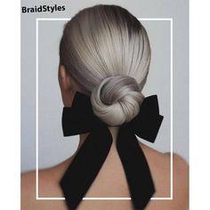 شینیون کلاسیک گوجه ای Chignon Hair, Fashion, Moda, Fashion Styles, Fashion Illustrations