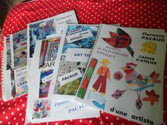 mon livre  de modeles de patchwork appliqué