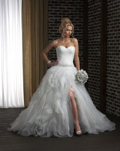 Bonny Wedding Dresses - Style 330 #wedding #dresses