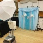 Strike A Pose Events Photo Booth!  Frozen themed party
