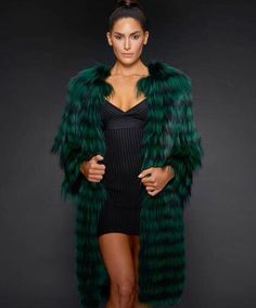 Our 'Fashionista' #furcoat is a #beautiful #musthave #forfur #luxury