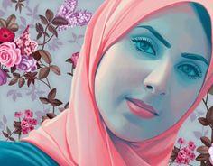 Digital Painting ... Salma